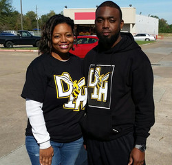 Houston D1 Hornets Dec 5 Coat Drive Pic 1