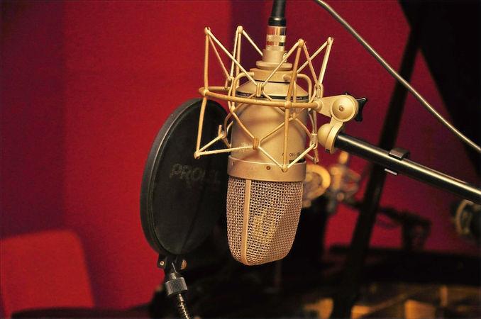 Neumann M149 tube michrophone