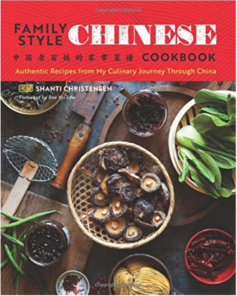 Shanti's cookbook