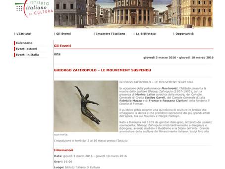 Istituto Culturale Italiano di Marsiglia