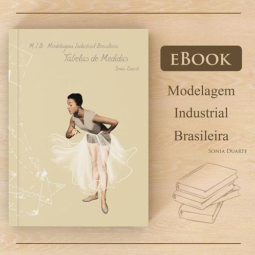 MIB - Modelagem Industrial Brasileira TABELAS DE MEDIDAS