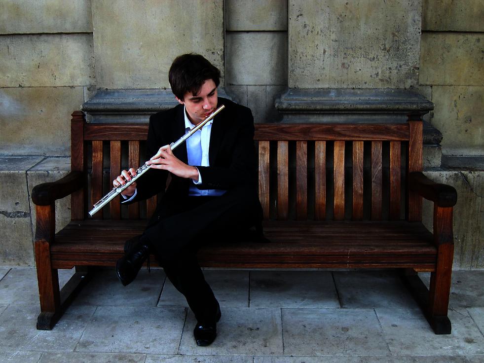 Pedro Lopez flauta