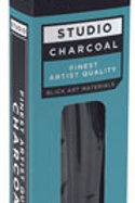 Blick Willow Charcoal, soft