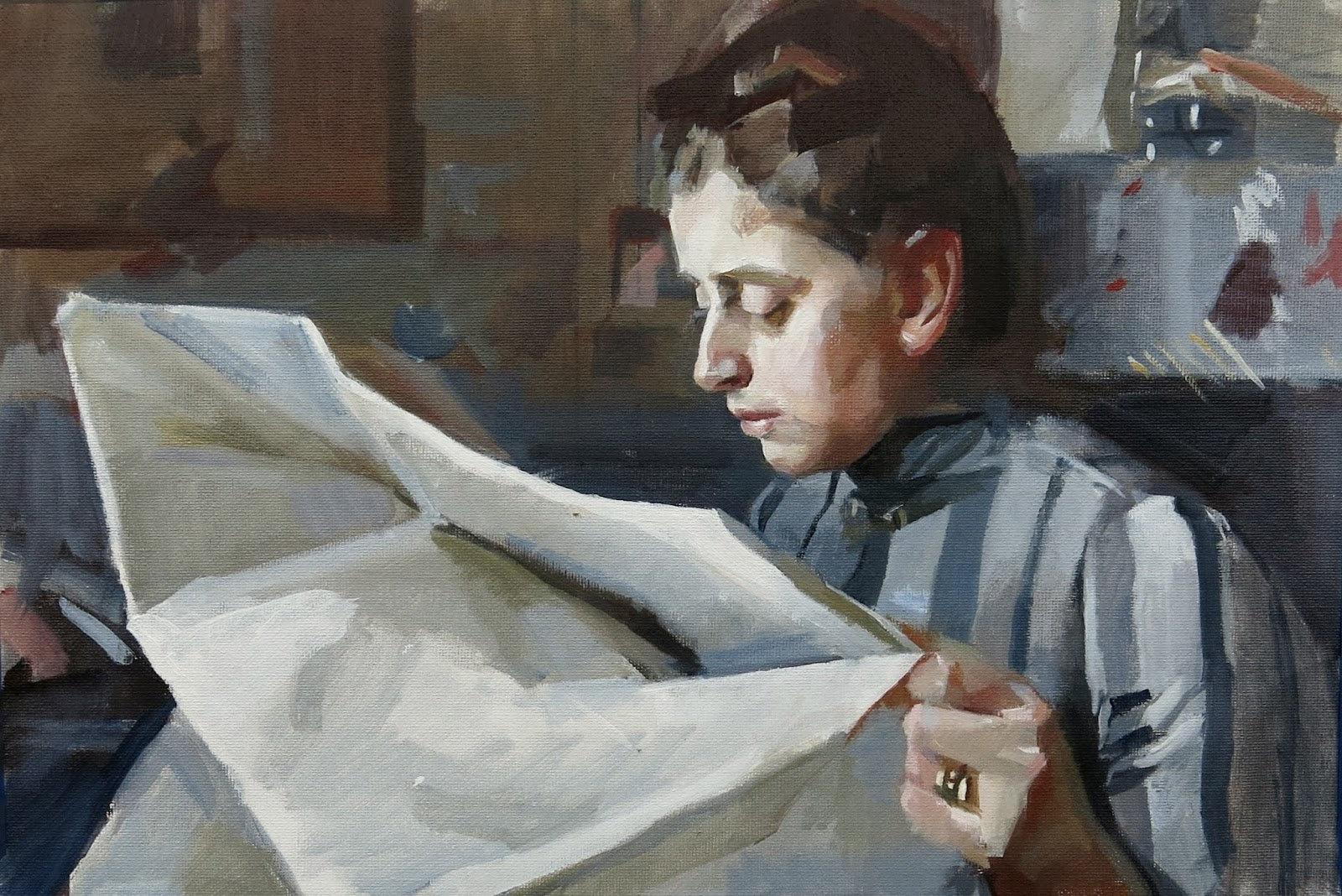 Basic Oil Painting II