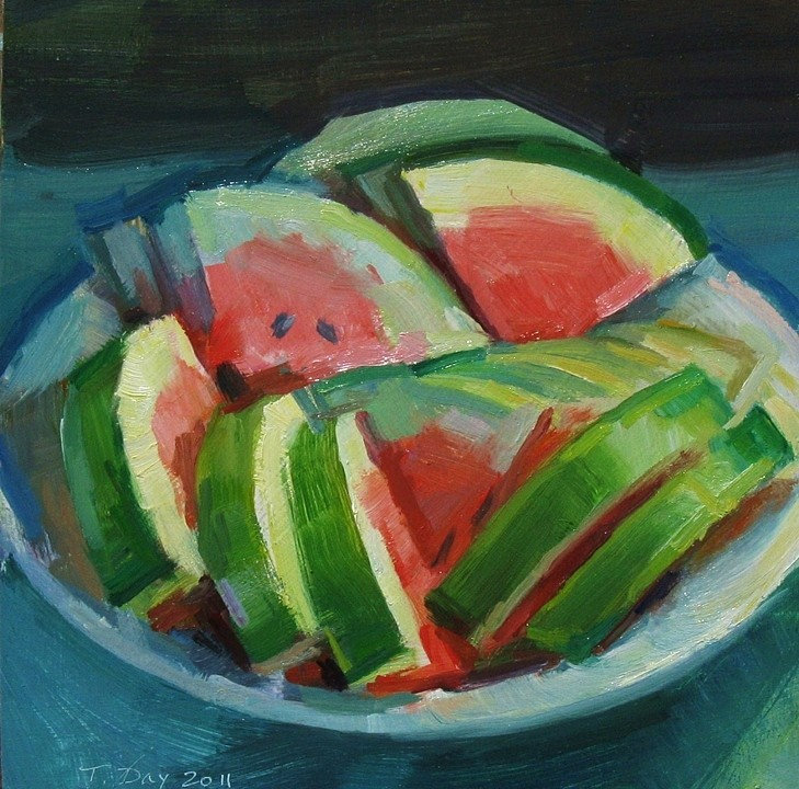 Be Fruitful & Paint