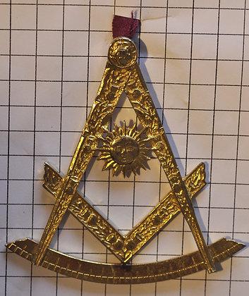 Masonic Medal / 10x11 cm