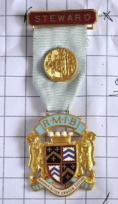 STEWARD 1965 / R.M.I.B / 4x9