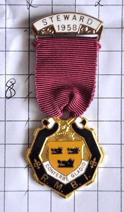 STEWARD 1958 / R.M.B.I / 3x8