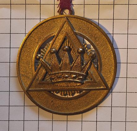 Masonic Medal / 7x7 cm