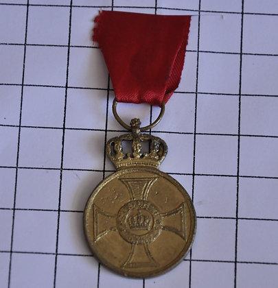 English Non_Masonic Medal