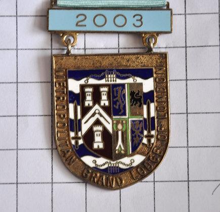FOUNDER 2003 / 4x11cm