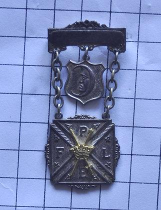 Knights of Pythian Sisters / F.P.L.E / 3x6 cm