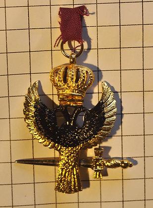 Mason Eagle Sword Rose Croix