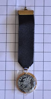 Masonic Medal / 9x2cm