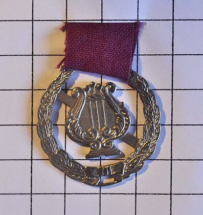 Masonic Medal / 4x4 cm