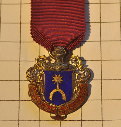 Masonic Medal / 3x9 cm