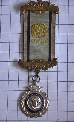 ROYAL ORDER OF BUFFALOES / 4x13cm