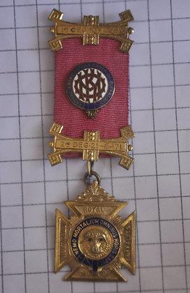 Royal Antediluvian Order of Buffaloes 1822 / 4x13