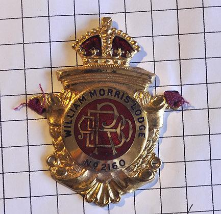 ROYAL ANTEDILUVIAN ORDER OF BUFFALOES / 6x8 cm