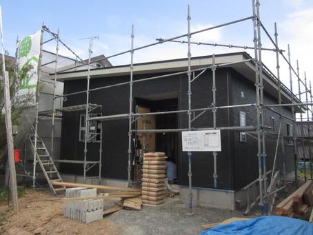 琴海新築工事の経過です♬