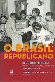 Brasil Republicano - Capa volume 2.jpg
