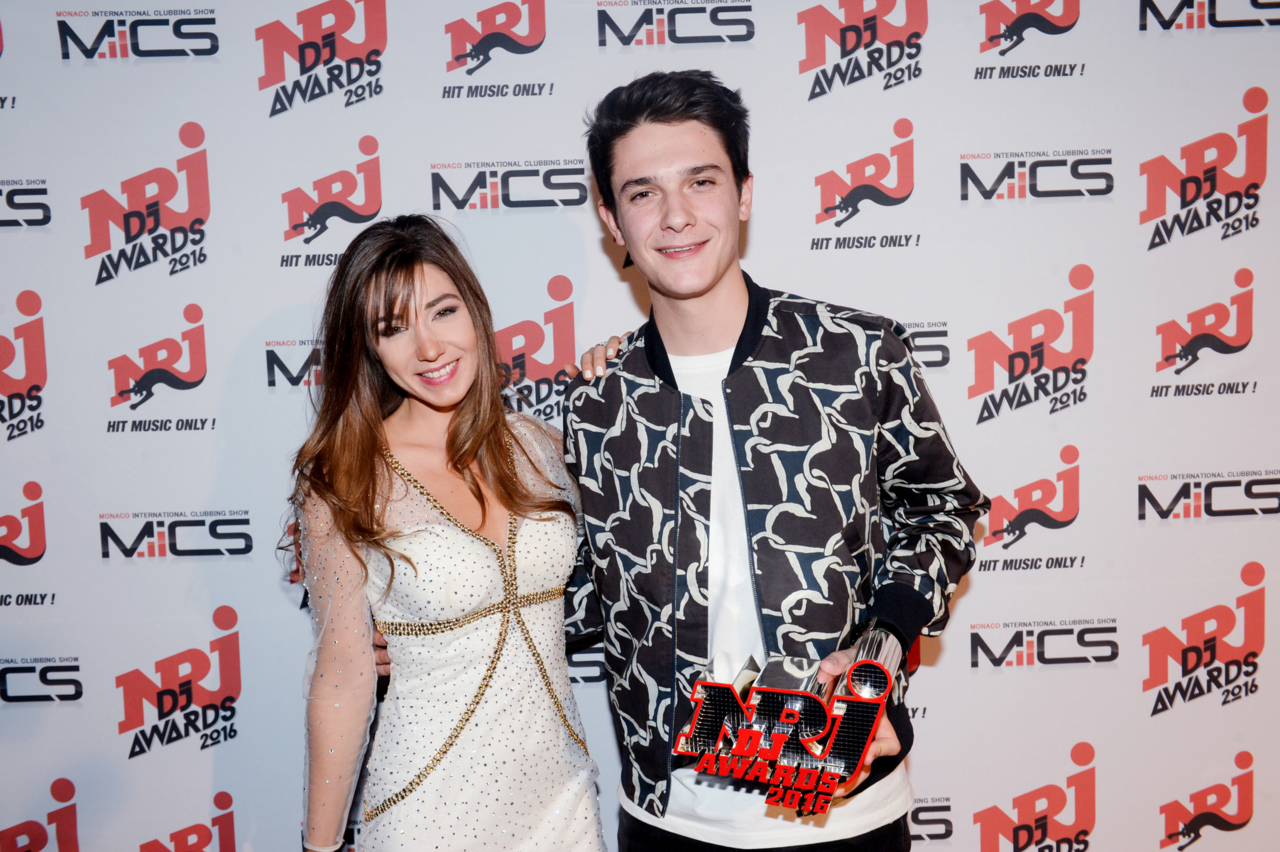Oriska & kungs NRJ DJ AWARDS 2016