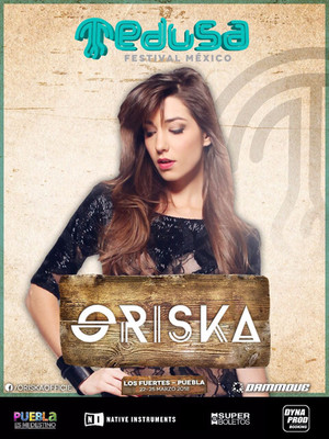 Oriska Back In Mexico