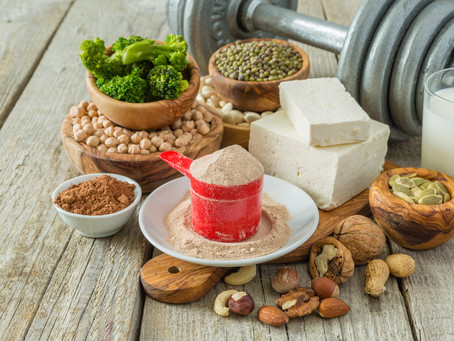 Top 3 Ways to Add Protein Throughout the Day