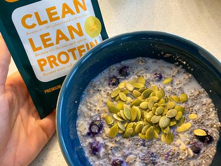 Protein Oatmeal Recipe