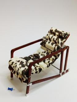Eileen Gray chair model June 2018