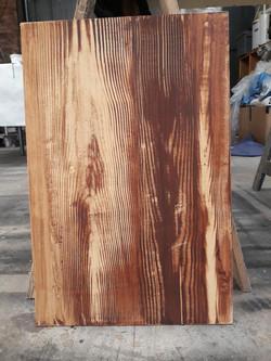 Scenic Art 'Wood graining' April 2019