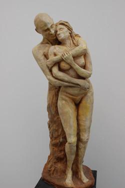 'Ceramic' Sculpture, March 2019