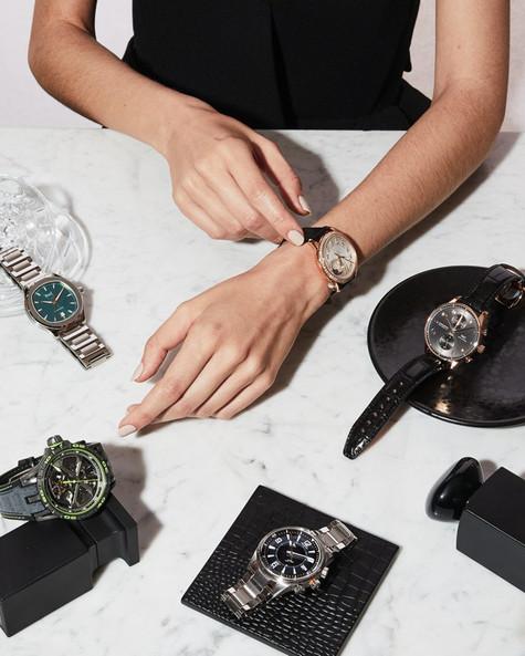 Fine Watches Harrods Instagram