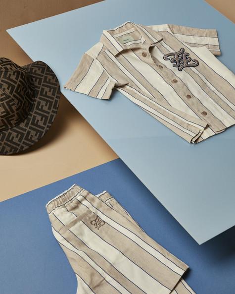 Burberry Childrenswear Carrousel Post