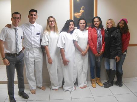 Pentecost in Franco da Rocha (Week 96)