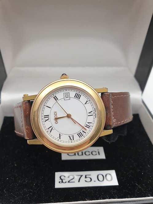 Gents Gucci Watch
