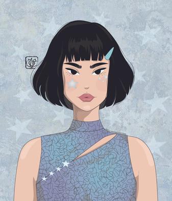 Azelea Portrait