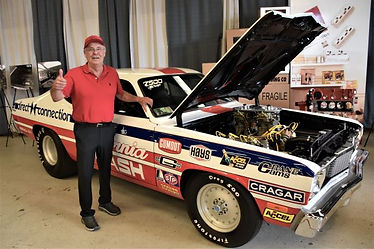 MCACN 2021 Butch Leal Pro Stock Duster 6