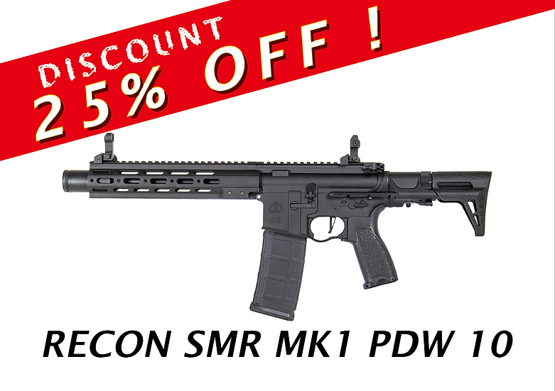 Evolution Recon SMR MK1 PDW 10