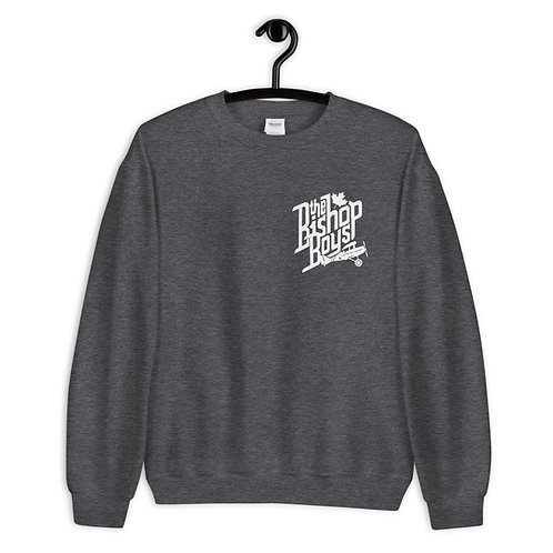 Bishop Boys (#007) - Dark Heather Unisex Sweatshirt