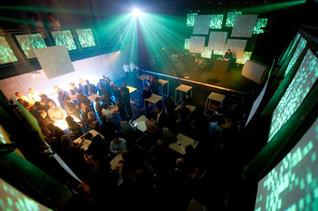 CREATIVITY WORLD FORUM VIP-EVENT @ DE KREUN, KORTRIJK