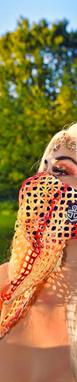 SUMMER Sea Salt & Fishnet Face Masks 10