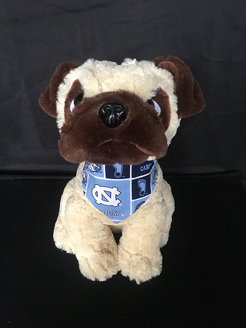 Chapel Hill Blocks Bandana - C