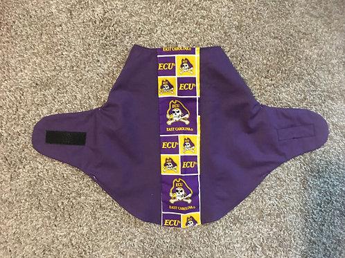 East Carolina State Dog Jacket