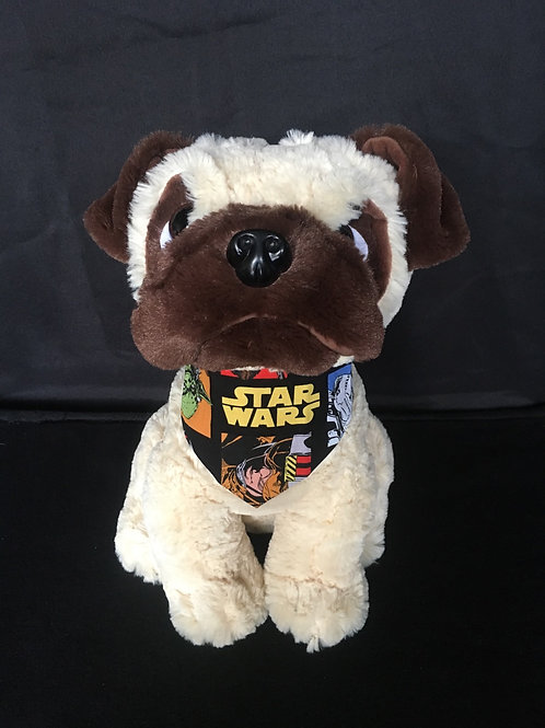 Star Wars Patchwork Bandana - C
