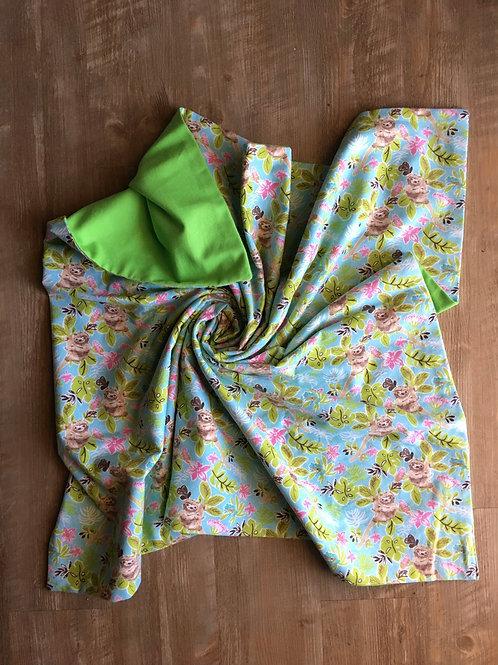 Sloths Flannel Blanket