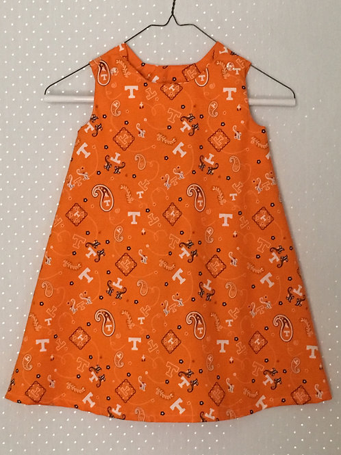 Tennessee Girls Dress
