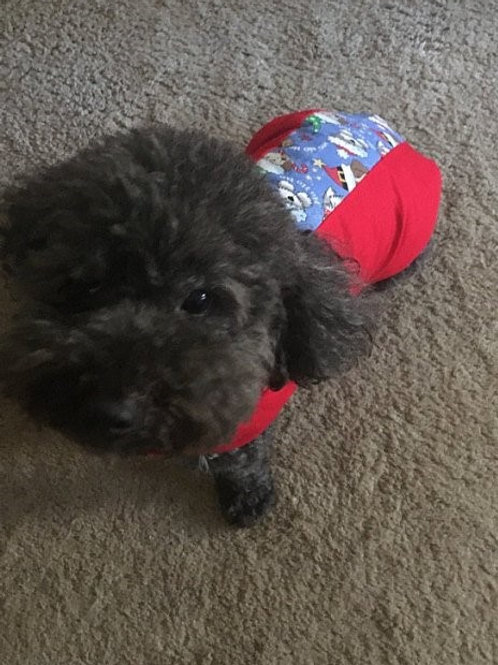 Christmas Doggies Dog Jacket