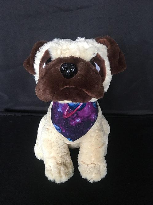 Purple Galaxy Bandana - C