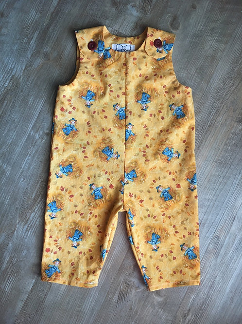 Scarecrow Fall Jumpsuit